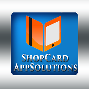 Web Design - ShopCard AppSolutions